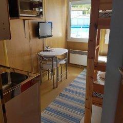 Отель Tjeldsundbrua Camping Номер категории Эконом с различными типами кроватей фото 7