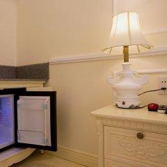 Отель Hoi An Garden Palace & Spa 4* Номер Делюкс с различными типами кроватей фото 2
