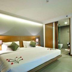 Отель Mercure Koh Samui Beach Resort 4* Улучшенный номер с различными типами кроватей фото 6