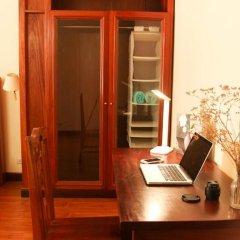 Апартаменты Giang Thanh Room Apartment Стандартный номер с различными типами кроватей фото 9