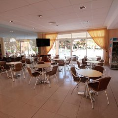Отель Xaloc Playa питание