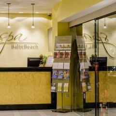 Baltic Beach Hotel & SPA интерьер отеля фото 2