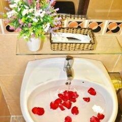Nguyen Khang Hotel 2* Улучшенный номер с различными типами кроватей фото 6