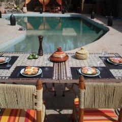Отель Dar Pienatcha Марокко, Загора - отзывы, цены и фото номеров - забронировать отель Dar Pienatcha онлайн питание фото 2
