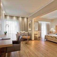 Отель Divani Palace Acropolis Афины комната для гостей фото 5
