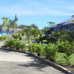 Отель Fun World Plaza Hotel Фиджи, Вити-Леву - отзывы, цены и фото номеров - забронировать отель Fun World Plaza Hotel онлайн пляж