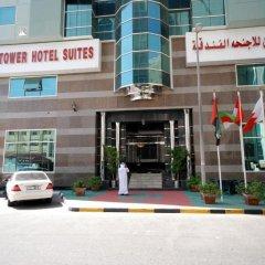 Отель Al Bustan Tower Hotel Suites ОАЭ, Шарджа - отзывы, цены и фото номеров - забронировать отель Al Bustan Tower Hotel Suites онлайн парковка