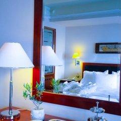Mediterranean Hotel 4* Полулюкс с различными типами кроватей фото 8