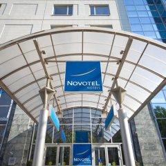 Гостиница Новотель Москва Центр спортивное сооружение