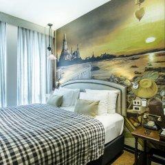 Отель PlayHaus Thonglor 3* Стандартный номер с различными типами кроватей фото 9