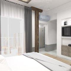 Отель Antigoni Beach Resort 4* Стандартный номер с двуспальной кроватью фото 10