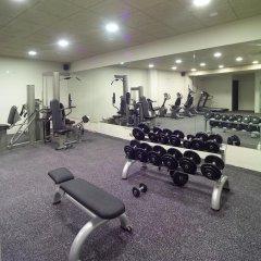 Отель Abades Nevada Palace фитнесс-зал