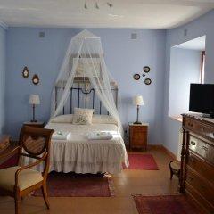 Отель El Escudo de Calatrava Номер категории Эконом с различными типами кроватей фото 3