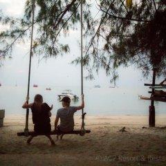 Отель AC 2 Resort Таиланд, Остров Тау - отзывы, цены и фото номеров - забронировать отель AC 2 Resort онлайн приотельная территория