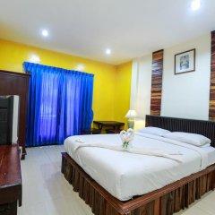 Отель Deeden Pattaya Resort 3* Стандартный номер с различными типами кроватей фото 3