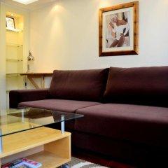Отель Victus Apartamenty - Apart Сопот комната для гостей фото 3