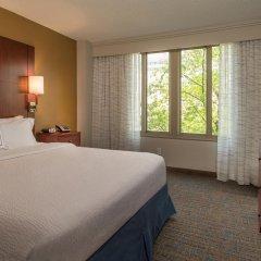 Отель Residence Inn Bethesda Downtown США, Бетесда - отзывы, цены и фото номеров - забронировать отель Residence Inn Bethesda Downtown онлайн комната для гостей фото 5
