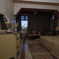 Отель Ksar Tinsouline Марокко, Загора - отзывы, цены и фото номеров - забронировать отель Ksar Tinsouline онлайн комната для гостей фото 2