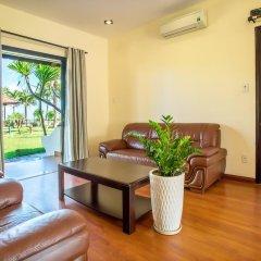 Отель Agribank Hoi An Beach Resort 3* Вилла с различными типами кроватей фото 6