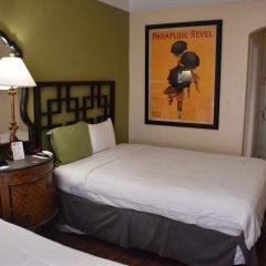 South Beach Plaza Hotel 3* Стандартный номер с различными типами кроватей фото 11
