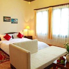 Отель Dalat Train Villa 3* Стандартный номер фото 5
