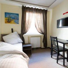 Отель Bürgerhofhotel 3* Стандартный номер с различными типами кроватей фото 16