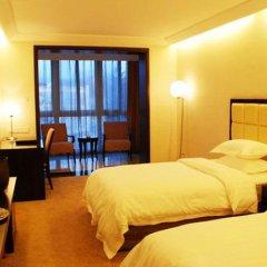 Отель Sun Town Hotspring Resort 4* Номер Делюкс с различными типами кроватей фото 3