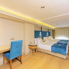 History Hotel Istanbul 2* Стандартный номер с двуспальной кроватью фото 2
