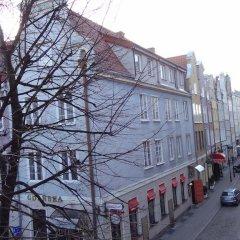 Отель Apartamenty Gdansk - Apartament Ducha Польша, Гданьск - отзывы, цены и фото номеров - забронировать отель Apartamenty Gdansk - Apartament Ducha онлайн балкон