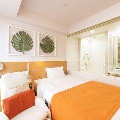 Отель Remm Hibiya 4* Номер категории Эконом фото 7