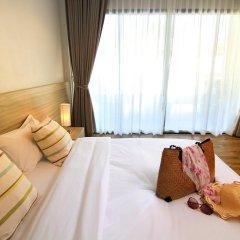 Отель The Fusion Resort 3* Улучшенный номер с двуспальной кроватью фото 7