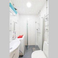 Отель Töölönkatu Apartment Финляндия, Хельсинки - отзывы, цены и фото номеров - забронировать отель Töölönkatu Apartment онлайн ванная