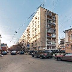 Апартаменты Apartment on Yakimanka парковка