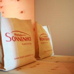 Hotel Sonnenhof Горнолыжный курорт Ортлер ванная фото 2