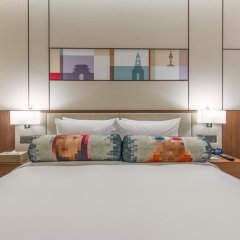 Отель Aloft Seoul Myeongdong 4* Стандартный номер с различными типами кроватей фото 2