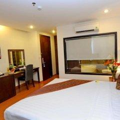 Hanoi Golden Hotel 3* Номер Делюкс с различными типами кроватей фото 9