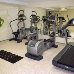 Гостиница Европа фитнесс-зал фото 2