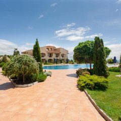 Отель Villa Romana Болгария, Балчик - отзывы, цены и фото номеров - забронировать отель Villa Romana онлайн бассейн фото 2