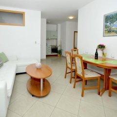 Отель Apartmani Trogir 4* Улучшенные апартаменты с различными типами кроватей фото 6