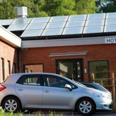 Отель Flygplatshotellet Швеция, Харрида - отзывы, цены и фото номеров - забронировать отель Flygplatshotellet онлайн парковка