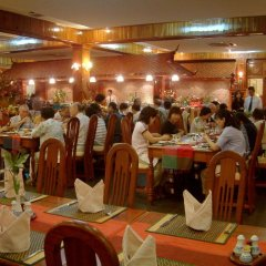 City Angkor Hotel питание