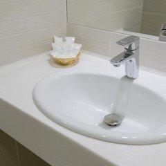 Гостиница Aterra Suite 3* Стандартный номер двуспальная кровать фото 6