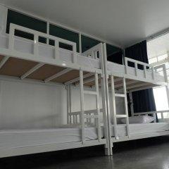Отель Marina Boat House 2* Кровать в мужском общем номере с двухъярусной кроватью фото 2