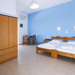 Mediterranean Hotel Apartments & Studios Стандартный номер с различными типами кроватей
