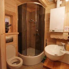 Отель Tutok Польша, Закопане - отзывы, цены и фото номеров - забронировать отель Tutok онлайн ванная