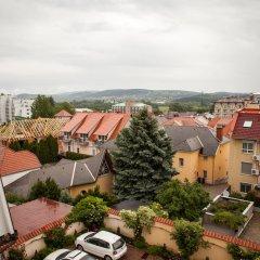 Отель Villa Mediterran Венгрия, Хевиз - 1 отзыв об отеле, цены и фото номеров - забронировать отель Villa Mediterran онлайн балкон