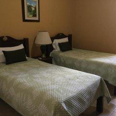 Hotel Casa de España La Ceiba 3* Стандартный номер с различными типами кроватей фото 3