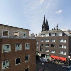 Отель Bürgerhofhotel 3* Стандартный номер с различными типами кроватей фото 18