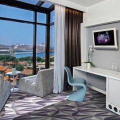 Boutique Hotel Luxe 4* Стандартный номер с различными типами кроватей