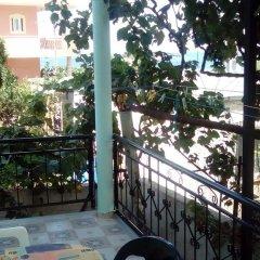 Отель Holiday Home Minaj Албания, Ксамил - отзывы, цены и фото номеров - забронировать отель Holiday Home Minaj онлайн балкон
